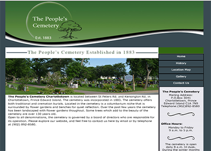 Charlottetown People's Cemetery
